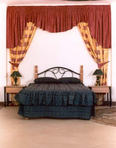 Roma Twin Bed 120 cm D