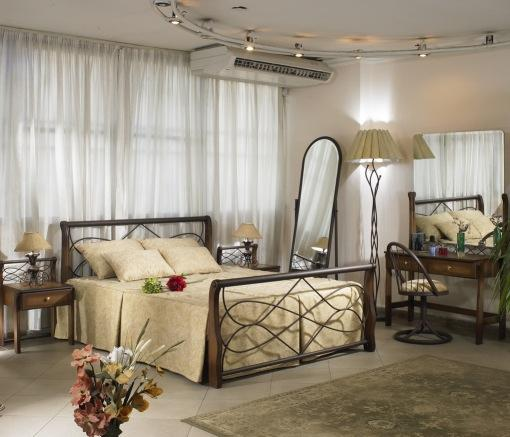Vienna Queen Bed Room SET