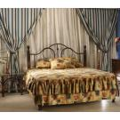 California Queen Bed 140 CM